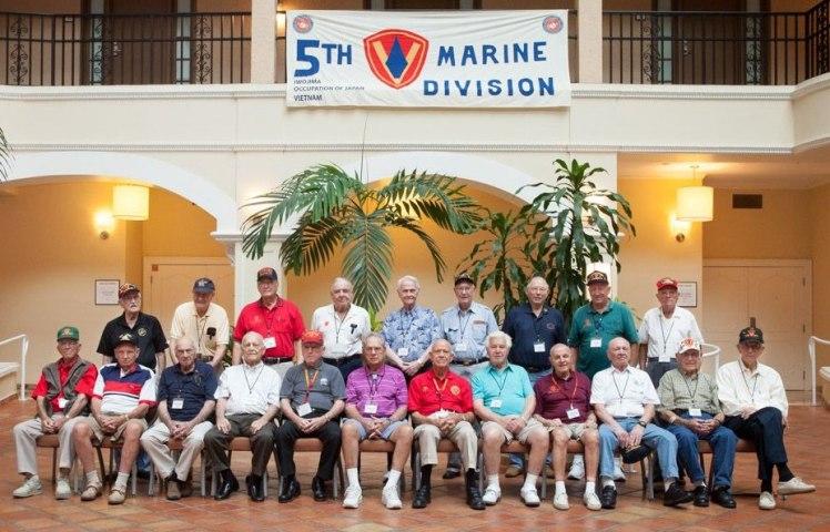 2014 vets at reunion Tampa